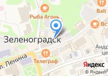 Компания «Нотариус Сашенкова Е.С» на карте