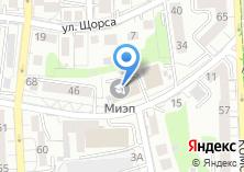Компания «Балтик-Логистик» на карте
