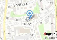 Компания «КИНГ ПРИНТ» на карте