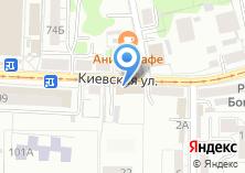 Компания «Креатив Текнолоджис» на карте