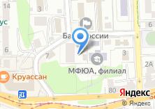 Компания «Сургутнефтегаз» на карте