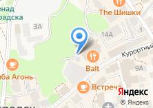 Компания «Курхаус Кранц» на карте
