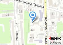 Компания «Вестрыбфлот» на карте