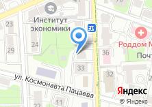 Компания «Град-инвест» на карте