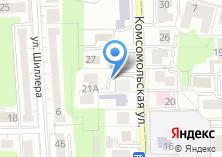 Компания «ЕОИ Евразийский открытый институт» на карте