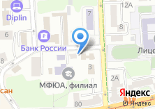 Компания «Охрана МВД РФ» на карте