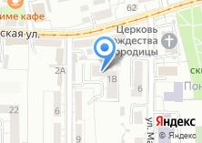 Компания «Строящийся жилой дом по ул. Беговая» на карте