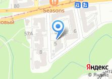 Компания «Строящийся жилой дом по ул. Октябрьский 2-й проезд» на карте