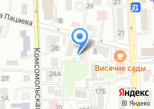 Компания «Евросвязь плюс» на карте