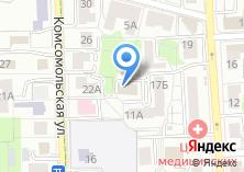 Компания «Калининграднефтепродукт» на карте