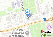 Компания «Ревье» на карте