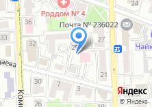 Компания «Центр лазерной микрохирургии глаза» на карте