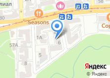 Компания «Комфорт-шуз» на карте
