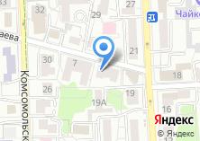 Компания «Участковый пункт полиции №30 Управление МВД России по г. Калининграду» на карте