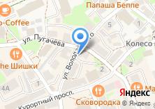 Компания «Ярослава» на карте