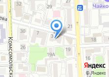 Компания «Мозайка» на карте