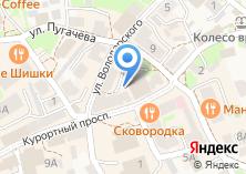 Компания «Фонд центр поддержки малого и среднего предпринимательства Зеленоградского района» на карте