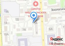 Компания «Термодизайн» на карте