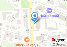 Компания «Адвокатский кабинет Синцева О.Б» на карте