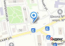 Компания «Вам деньги» на карте