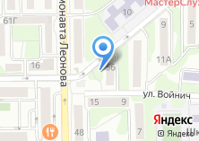 Компания «Термо-сервис Калининград» на карте