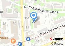 Компания «Centrum» на карте
