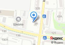 Компания «Фортэкс» на карте