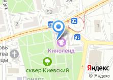Компания «МАРИО пицца» на карте