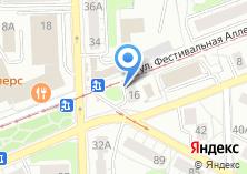 Компания «ПивМаг Центральный» на карте