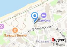 Компания «Шопен» на карте