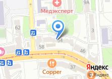Компания «Точное время» на карте