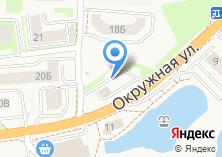Компания «АЗС СургутНефтеГаз» на карте