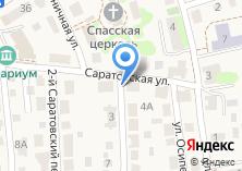Компания «Бриз» на карте