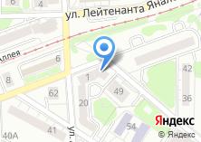 Компания «СтройСтандарт» на карте