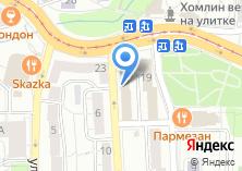 Компания «АРКТИКА» на карте