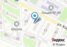 Компания «Архитектурное ателье Бориса Успенского» на карте
