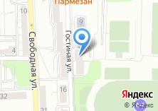 Компания «ОКЕАН КОНТРАКТ» на карте