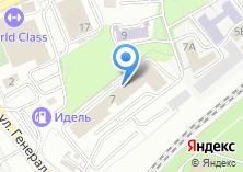 Компания «Студия массажа Ирины Шевченко» на карте