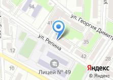 Компания «Лоран» на карте