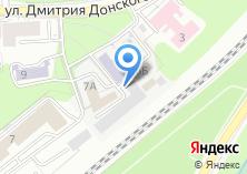 Компания «Комплексные системы безопасности» на карте