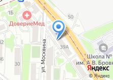 Компания «Диола» на карте