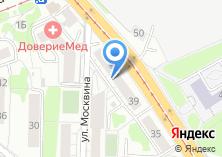 Компания «Речник» на карте