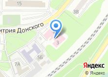 Компания «Медико-санитарная часть МВД России по Калининградской области» на карте