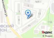 Компания «Инженерный» на карте