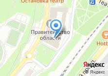 Компания «Министерство природных ресурсов и экологии Калининградской области» на карте