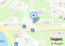 Компания «Пробковый дом» на карте