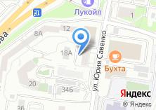Компания «Астра-Дент» на карте