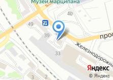 Компания «РИО Балтика» на карте