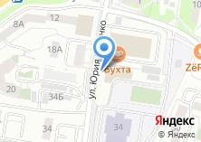 Компания «Склад №5» на карте