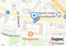 Компания «СТУДИЯ РАННЕГО РАЗВИТИЯ ДЕТЕЙ СОЛНЫШКО» на карте